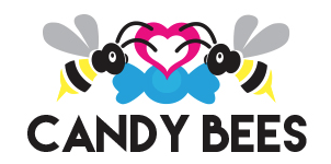 Candy Bees Logo